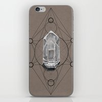 sacred geometry iPhone & iPod Skins featuring Sacred Geometry  by Kit King & Oda