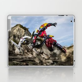 gurren battle Laptop & iPad Skin
