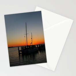 Evening Interlude Stationery Cards