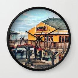 Ordinary day Wall Clock