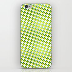 So cross… yellow. iPhone & iPod Skin