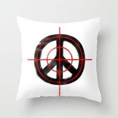 Impasse  Throw Pillow