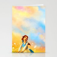alicexz Stationery Cards featuring This Provincial Life by Alice X. Zhang