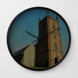 Hanbury Church Wall Clock