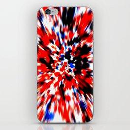 Splash 029 iPhone Skin