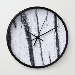 Texture Wall Clock