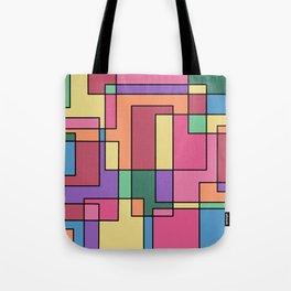 Animal Xing Tote Bag