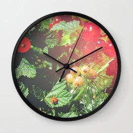 Fortune Teller Wall Clock