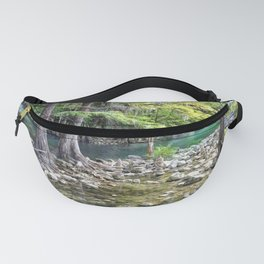 Cypress Trees Fanny Pack