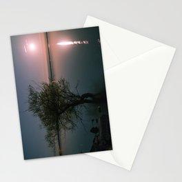 Moonrise over Sandbanks Stationery Cards