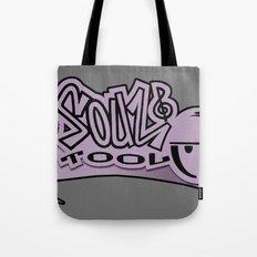BLANKM GEAR - SOULTOOL THUGS T SHIRT Tote Bag