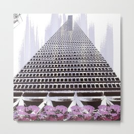 Transamerica Metal Print