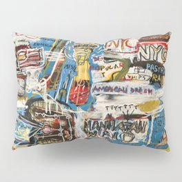Manhattan World Pillow Sham