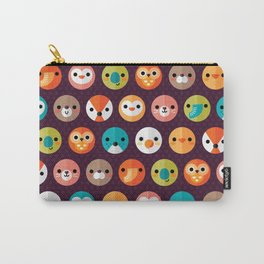 SMILEY FACES Carry-All Pouch