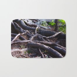 Deeply Rooted Bath Mat