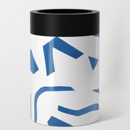 Cut Out - Blue Can Cooler