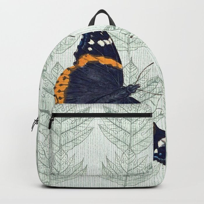 A Butterfly summer Backpack