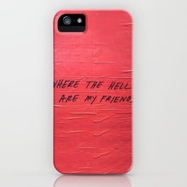 SOHO iPhone Case