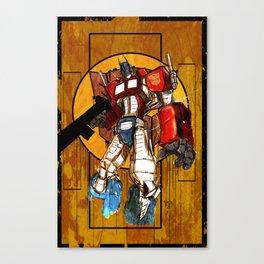 Prime Canvas Print