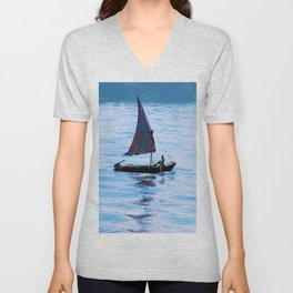 Homeward (bound) Unisex V-Neck