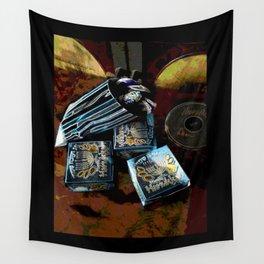 Happy Hanukkah DPGPA151024a Wall Tapestry