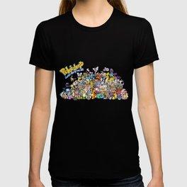 Pokémon - Gotta derp 'em all! - Group photo T-shirt