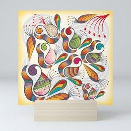 Pattern Mini Art Print