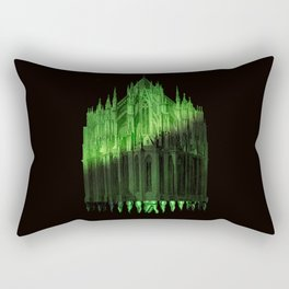 Castel Teeth Rectangular Pillow