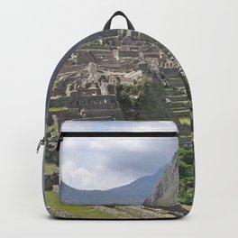 Machu Pichu Cuzco Peru Backpack