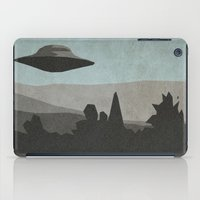 sagan iPad Cases featuring I Want to Know by Ed Burczyk
