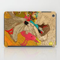 mother iPad Cases featuring MOTHER by kasi minami