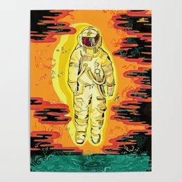 Brand New; Astronaut Deja Entendu Poster Poster