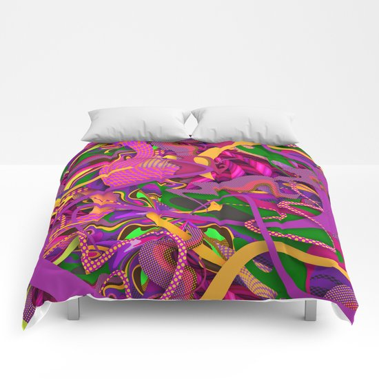 Passion Fruit Comforters