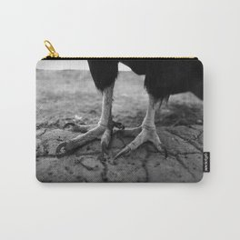 Condors Don't Wear Shoes Carry-All Pouch