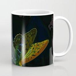 Orange Butterflies II Coffee Mug