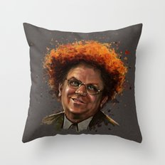Steve Brule Throw Pillow