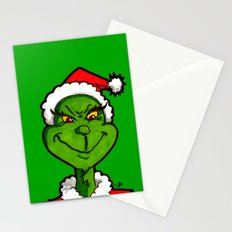 How Grinchy! Stationery Cards
