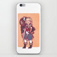 assassins creed iPhone & iPod Skins featuring Assassins Creed - Spirits - Edward by GraphiteDoll