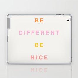 Be Nice! Laptop & iPad Skin