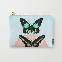 Butterfly parade Carry-All Pouch