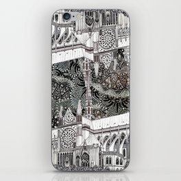 Notre Dame Syndrome iPhone Skin