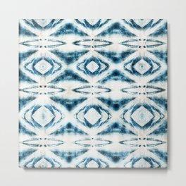 BOHEMIAN BLUES Metal Print