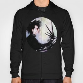 Edward Scissorhands: The story of an uncommonly gentle man. Hoody
