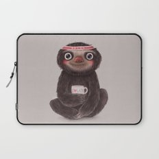 Sloth I♥lazy Laptop Sleeve