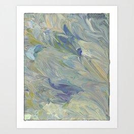 Ophelia no. 1 Art Print