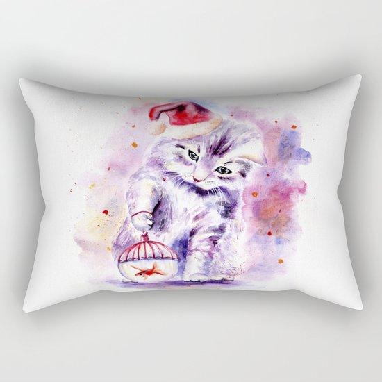 Christmas dream Rectangular Pillow