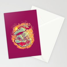 ROASTED MARSHMALLOW MAN Stationery Cards