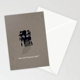 Spaceballs: Combing the Desert Stationery Cards