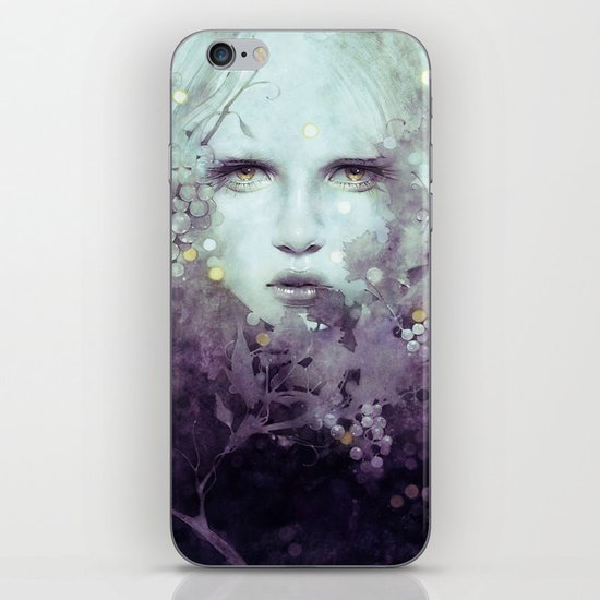 Vine iPhone & iPod Skin