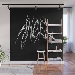 Hell of an Angel Wall Mural